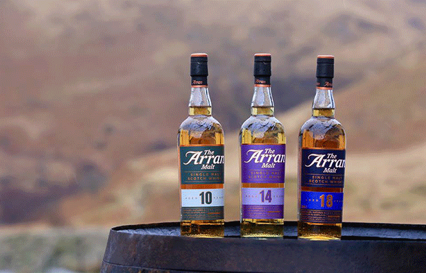 Arran Whisky Glasses
