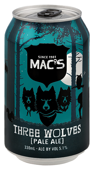 Macs Black Mac (6 Pack) (330ml)