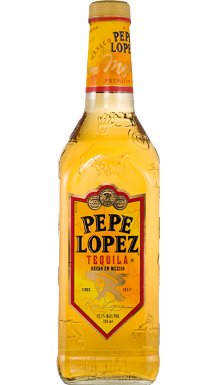 Pepe Lopez Gold Tequila (700ml)