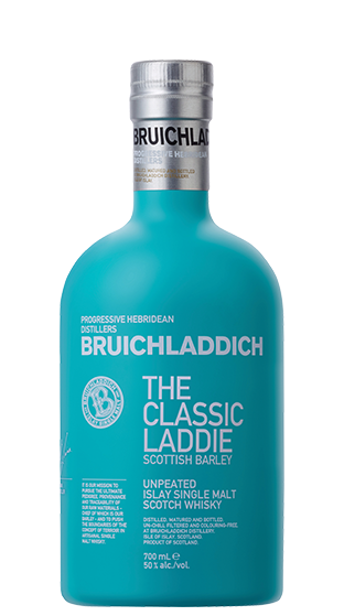 Bruichladdich Scottish Barley (700ml)