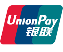 Union Pay accepted
