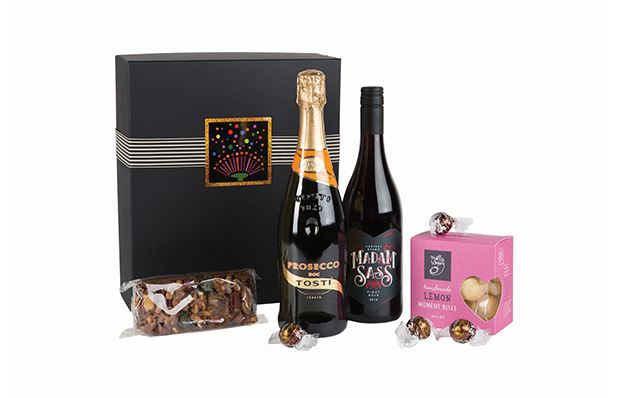 Glengarry gifts completely christmas black gift box negle Images