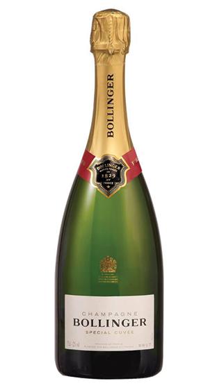 Dejlig Champagne Bollinger Special Cuvee Brut NV TV-59