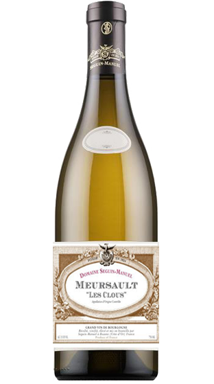 Domaine seguin manuel for Champagne seguin