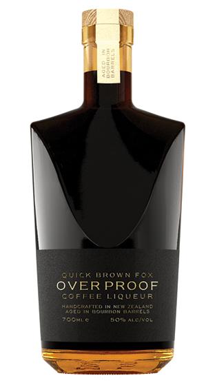quick brown fox coffee liqueur ml